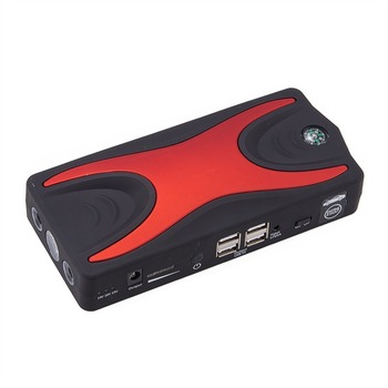 Car Jump Starter Power Bank 600A Portable Car Battery Booster Charger 12V Starting Device Petrol Diesel Car Starter