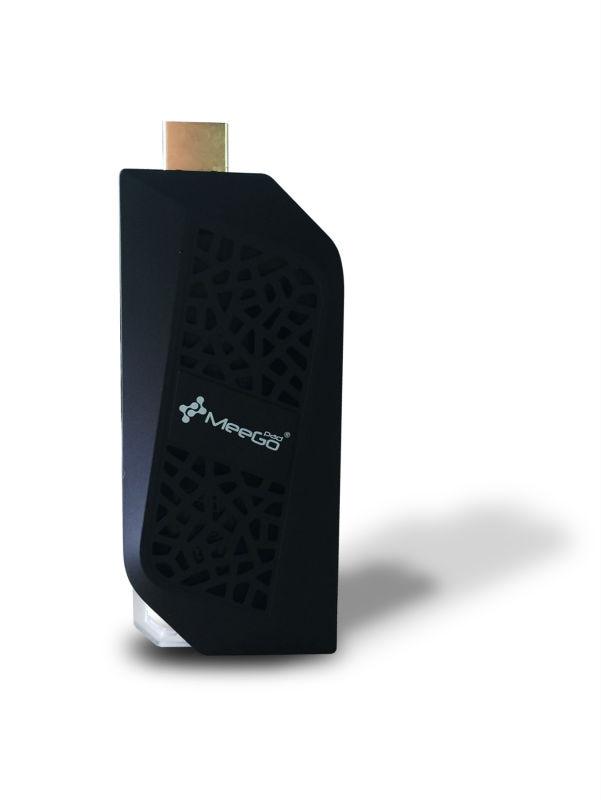 Prix pour Meegopad T08 Pro 4G RAM 64G ROM MINI PC Intel Atom cerise Sentier x5-Z8350 Windows 10 Type-C Ordinateur Bâton Wtih Ventilateur TV boîte