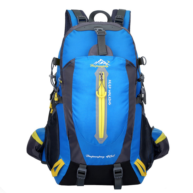 2018 New Hot Outdoor Non-slip Breathable Waterproof Shoulder Bag Large Capacity Mountaineering Bags Hiking Package Tear gzl new gray waterproof cooler bag large meal package lunch picnic bag insulation thermal insulated 20