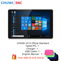 CHUWI Hi13 13 5 Inch 2 In 1 Tablet PC Windows10 Intel Celeron N3450 Quad Core