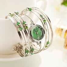GEEKTHINK Bohemian Style Luxury Brand Quartz Watch Bracelet Ladies