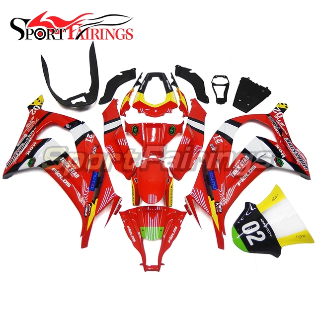 Body Frames For Kawasaki ZX10R ZX 10R 11 12 13 14 15 Injection ABS ...