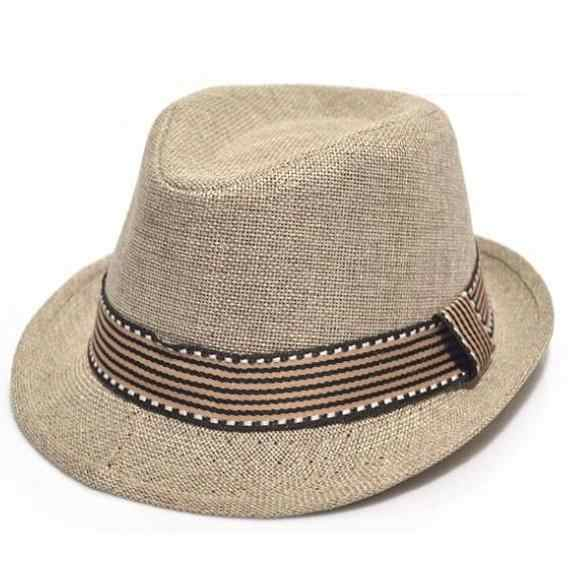 1PC Hot sell 2019 Boys fedora top hats for kids Fedoras baby cap dicer 39fbe713871d