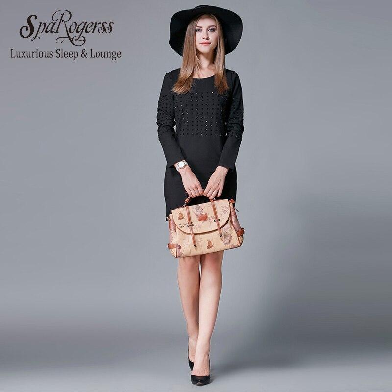 aliexpress : buy sparogerss cotton women dress 2017 fashion