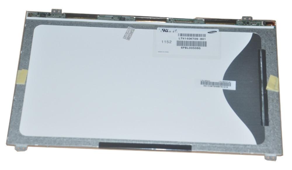 NEW A+ 14.0 Laptop LCD SCREEN LED Display 1600x900 for Samsung LTN140KT09-801 original exact