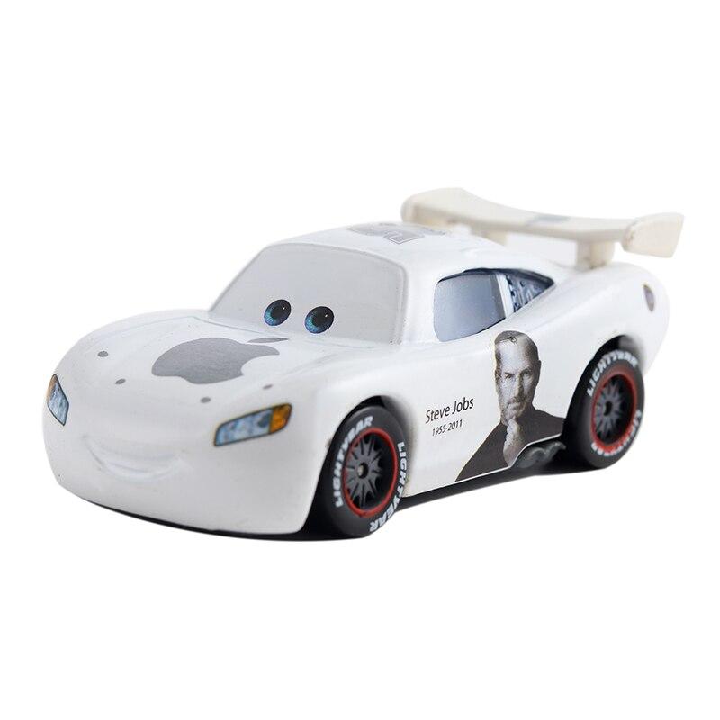 c0c9d544e Genuine rare Car Disney Cars 2 3 Lightning McQueen Mater Jackson Storm Ramirez  1:55