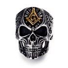 Freemasonry Skull Re...