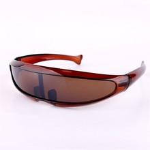 Women's Men's Sunglasses X-Mens Sunglass Robots Laser Glasses Sun Glasses Safety Goggles
