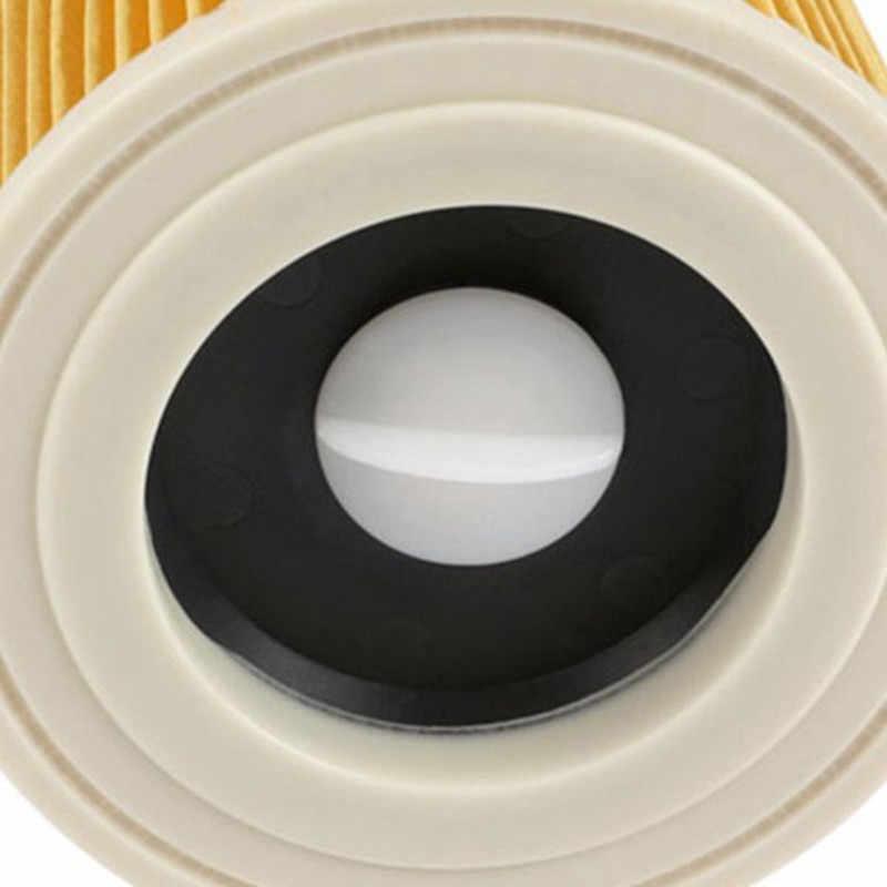 Высокое качество замена воздуха пыль мешки фильтры для Karcher Пылесосы Запчасти HEPA фильтр-картридж WD2250 WD3.200 MV2 MV3