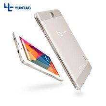 YUNTAB 7 pulgadas E706 aleación de oro Tablet PC Quad Core 1024×600 Resolución Android 5.1 de Doble Cámara de 1 GB + 8 GB Soporte de Tarjeta Sim