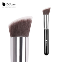 DUcare 1pcs Foundation Brush Professional High Quality Make Up Brush Beauty Essential Make Up Brushes Free