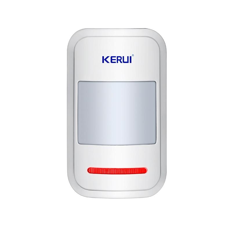 KERUI Android IOS APP-kontroll GSM PSTN Hjem innbruddstyver - Sikkerhet og beskyttelse - Bilde 4