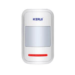 Image 4 - KERUI Android IOS APP di controllo GSM PSTN Antifurto Casa Sistema di Allarme di Sicurezza Russo Spagnolo Francese Inglese di Voce di Allarme