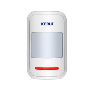 Image 4 - KERUI אנדרואיד IOS APP בקרת GSM PSTN בית פורץ אבטחה רוסית ספרדית צרפתית אנגלית קול אזעקה