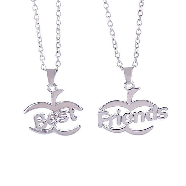 Super 2017 Il migliore amico è una collana Amicizia gioielli collana  UV94