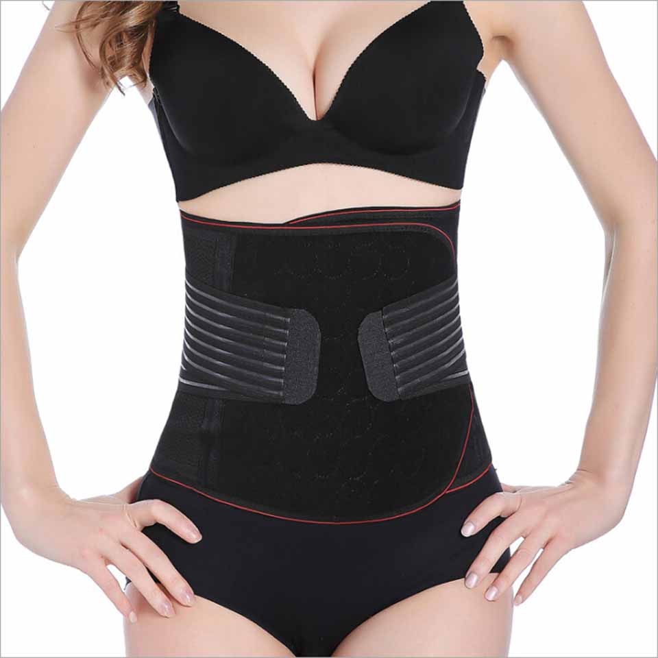 New Promotion sport posture accessories Back Support Brace Belt Lumbar Lower Waist Double Adjust Back Pain Relief waist support