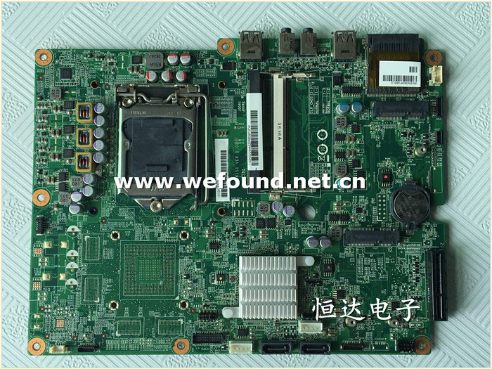 Motherboard For C340 C440 B320 C320 AIO Motherboard CIH61S1 REV:1.0 LGA1155 system mainboard, Fully Tested ipc motherboard sbc81206 rev a3 rc 100