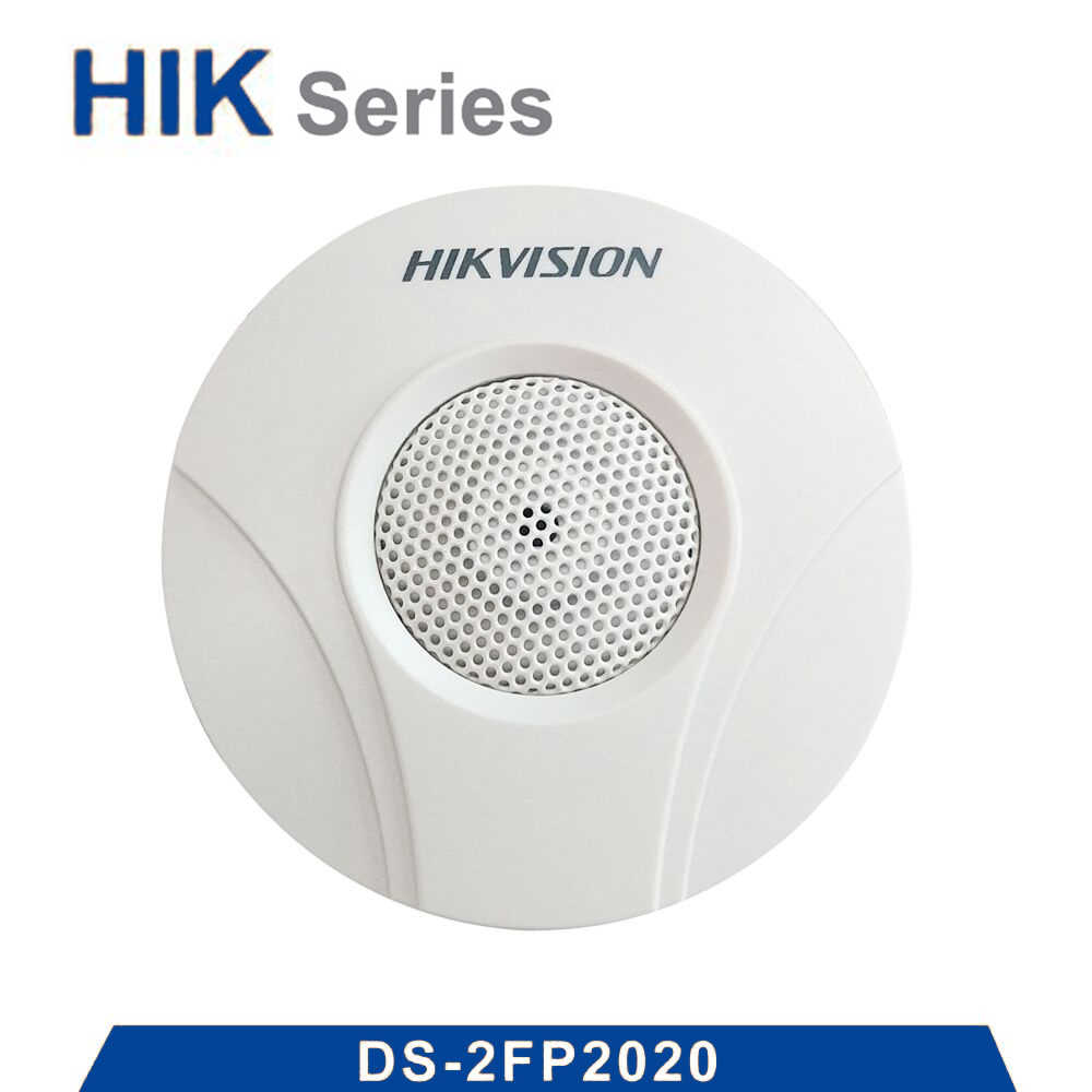 DS-2FP2020 Hik Оригинал CCTV Микрофон для DS-2CD2142FWD-IS/IWS DS-2CD2542FWD-IS DS-2CD2642WD-IZS