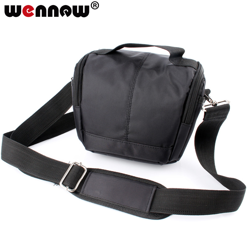 wennew Camera Bag photo case for Olympus OM-D E-M10 Mark II III EM10 E-M5 PEN-F E-P5 E-PL5 E-PL6 E-PL7 E-M1 II E-M1 SP-100EE