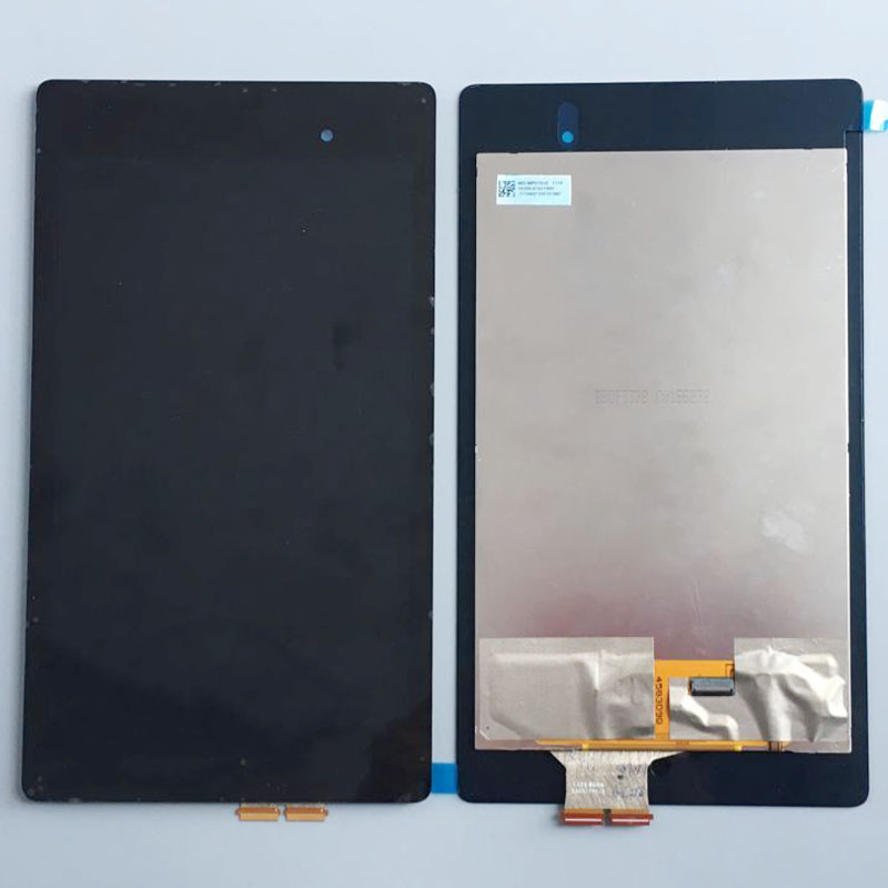 For Asus Google Nexus 7 2nd Generation 2013 LCD Display Screen Touch Digitizer Assembly Replacement Black