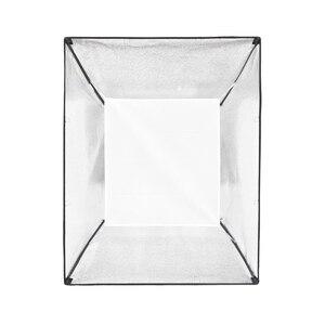 Image 4 - Godox caja de luz Bowens de 60cm x 90cm, difusor de luz para estudio fotográfico, Flash estroboscópico Speedlite