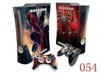 Pro Gamer Siper Man Sticker For Microsoft Xbox 360 Fat Sticker Skin Sticker For Xbox 360