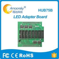 hub75B led adapter board led pinboard for linsn receiving card rv801 rv801a rv801d rv901 rv901t rv901h clolrlight a8 I5AF HUB75