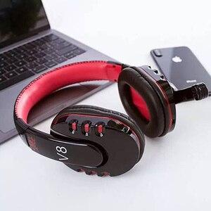 Image 5 - Fones de ouvido bluetooth 4.1 sem fio alta fidelidade v8 fone casque gamer fone à prova dwaterproof água com microfone auricolari cancelamento ruído