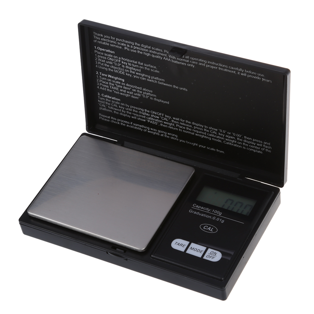 Calibrate digital bathroom scale - Ews 100g 0 01g Mini Lcd Digital Portable Pocket Jewellery Jewelry Gold Diamond Gram Weighing