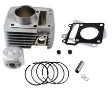 New 54mm cylinder piston kit for YAMAH YBR125 YBR 125cc