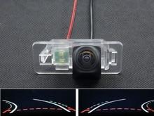 цена на Trajectory Tracks1080P Fisheye Car Rear view Camera for BMW X3 X5 X6 E53 E70 E71 E72 E83 E38 E39 E46 E60 E61 E65 E66 E90 E91 E92