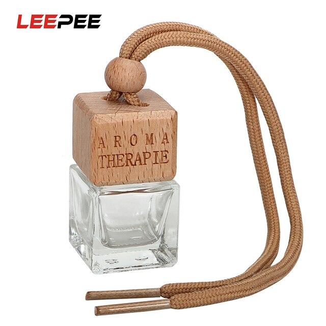 Leepee Auto Parfum Lege Fles Voor Essentiële Oliën Luchtverfrisser