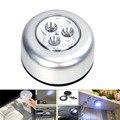 Мини 3 Вт 4.5 В свет автомобиля Потолок ночная лампа батареи powered night light светодиодные энергосберегающие лампы ночной свет luminaria