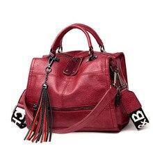2019 yüksek kaliteli sorf PU deri kadın çanta büyük kapasiteli Tote çanta omuzdan askili çanta kadınlar için Crossbody çanta çanta kesesi ana