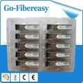 Ventas al por mayor 20 unids/lote MINI-GBIC Transceptor de Fibra Óptica SFP 1000BASE-LX SFP módulos Compatibles de CISCO glc-lh-sm