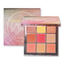 9 Color Matte Nude Studio Glitter Eyeshadow Shimmer Makeup Pallete Waterproof Pigment Palette Cosmetics
