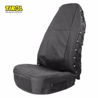 TIROL Universal Waterproof Front Car Seat Covers Fit Most Car Seat Protective Seat Cover Car Interior Accessories