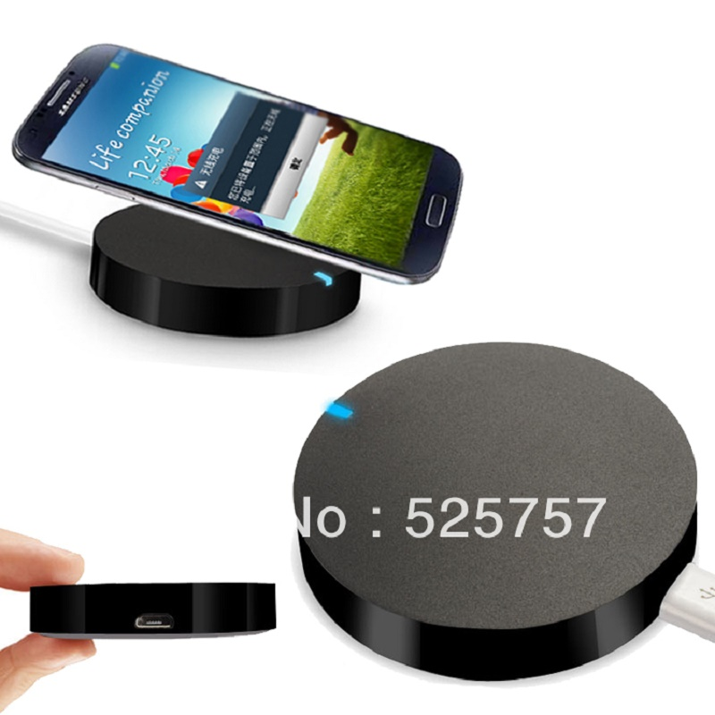 Free Shipping New 2016 Qi Wireless Phone Charger Charging