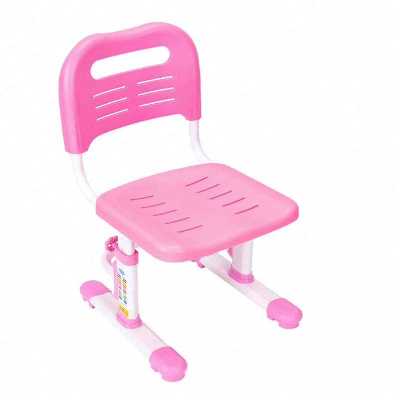 B Ergonomic Children's Study Chair Can Be Raised And Lowered Back Write Primary School Students Sitting Posture Correction Chair