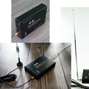 Image 5 - HackRF One usb platform reception of signals RTL SDR Software Defined Radio 1MHz to 6GHz software demo board kit dongle receiver