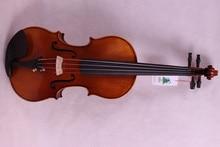 Eine neue #1606 4/4 Violine Europäischen holz Ahorn Master Ebene, Kraftvollen Sound bestnote Neue