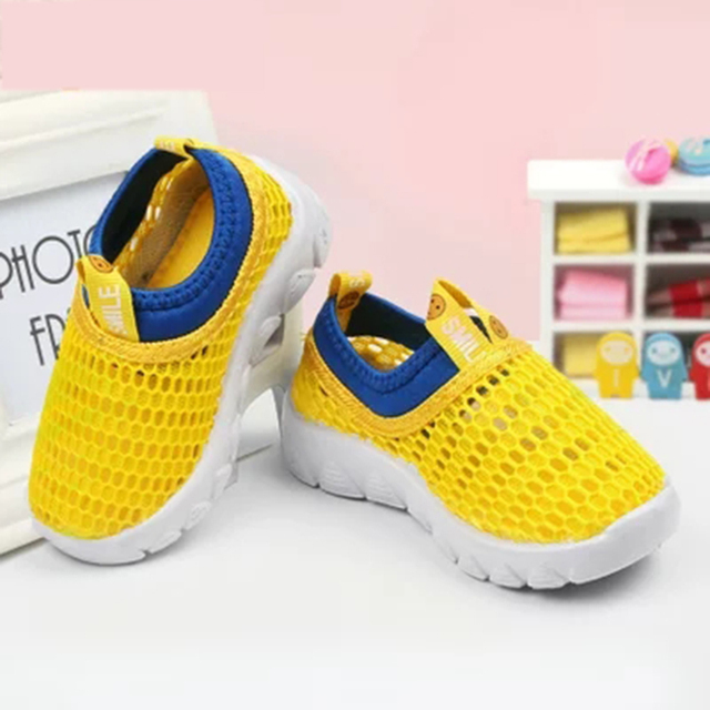 Toddler Baby Boy Girl Shoes Air Mesh Infant First Walkers Bota Infantil Baby Footwear Canvas Sneakers Toddler 603046