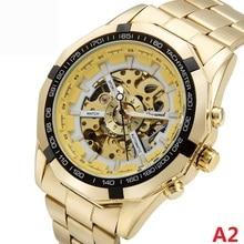 Men Automatic Mechanical Watch Vintage Man Watch