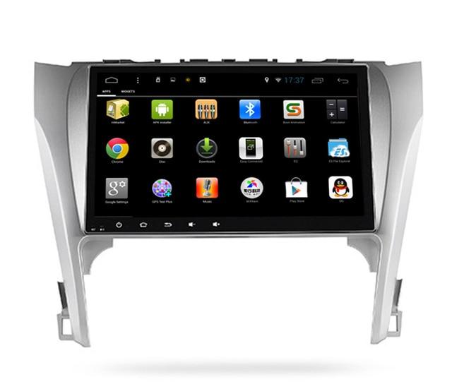 2012 toyota camry display audio system