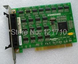 Industrial equipment HYOSUNG Nautilus 8 PORT SERIAL CARD REV 11 цена