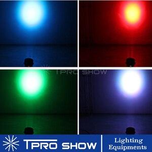 Image 5 - ポケット 12 × 3 ワット LED パー RGB 3in1 トリコロール DJ LED ステージライト Dmx 512 制御音楽活性ライトホームパーティーライト