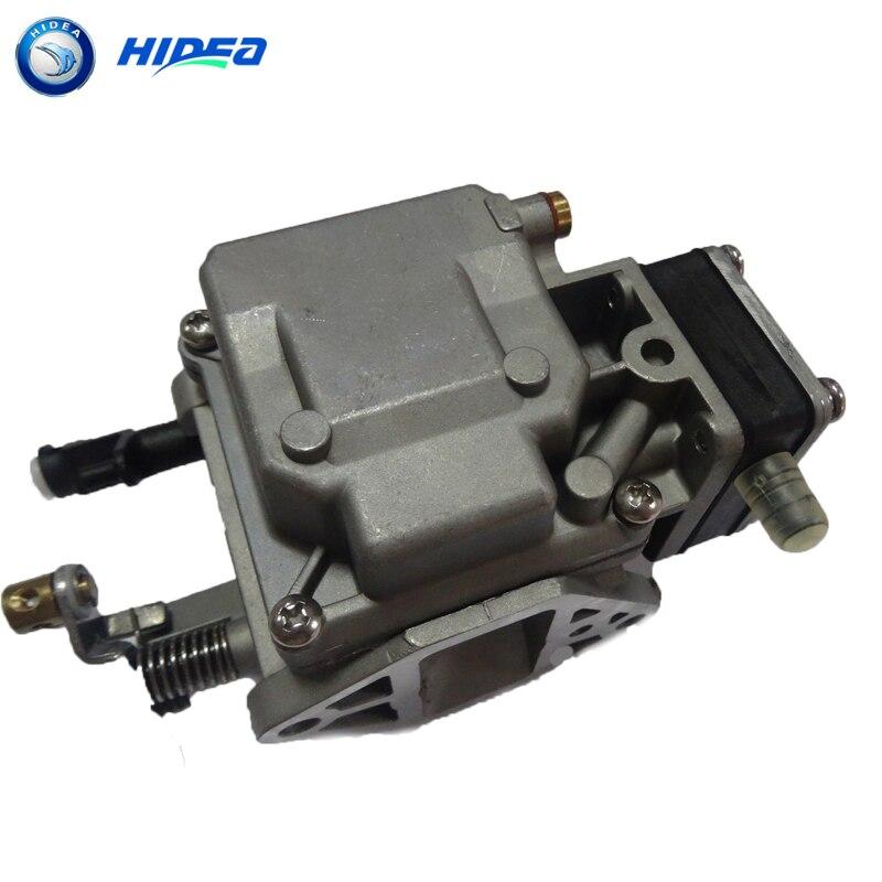 Hidea карбюратор 2 инсульта 15HP для YAMAHA 63В-14301-00 лодочный мотор
