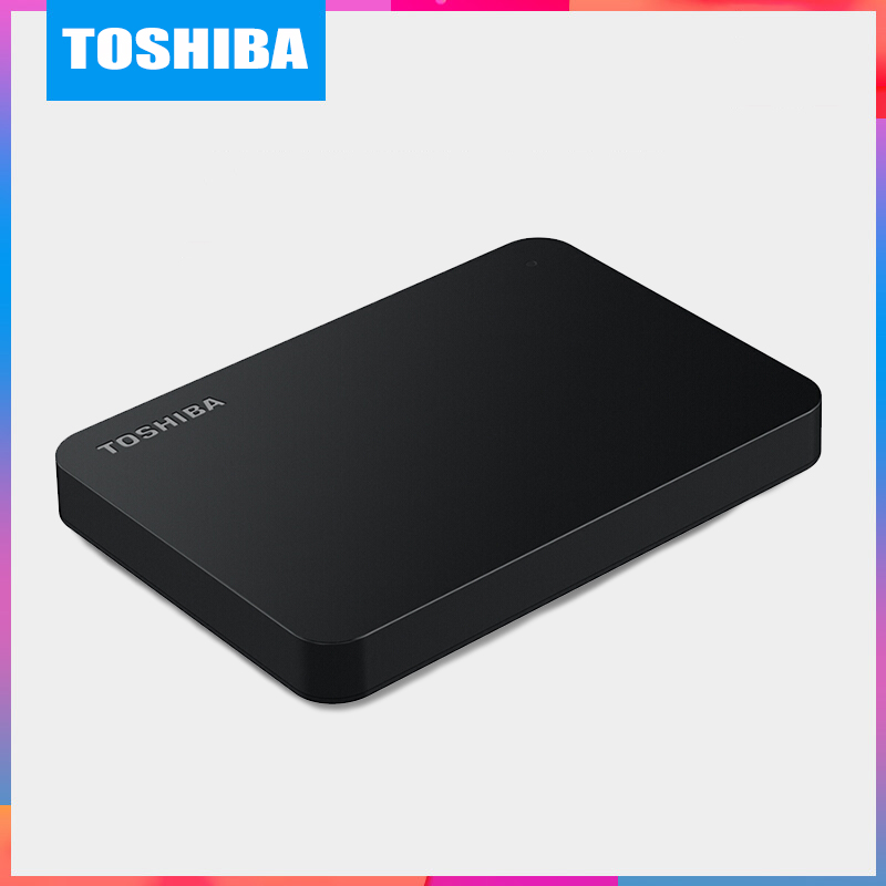 Toshiba Hard Disk Portable 1TB 2TB Laptops External Hard Drive <font><b>1</b></font> <font><b>TB</b></font> Disque dur hd Externo USB3.0 HDD <font><b>2.5</b></font> Harddisk Free shipping image