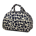 2016 New Fashion Travel Bag Waterproof Oxford Weekend Portable Bag Large Capacity Women Handbag Plaid Luggage Duffle Bags