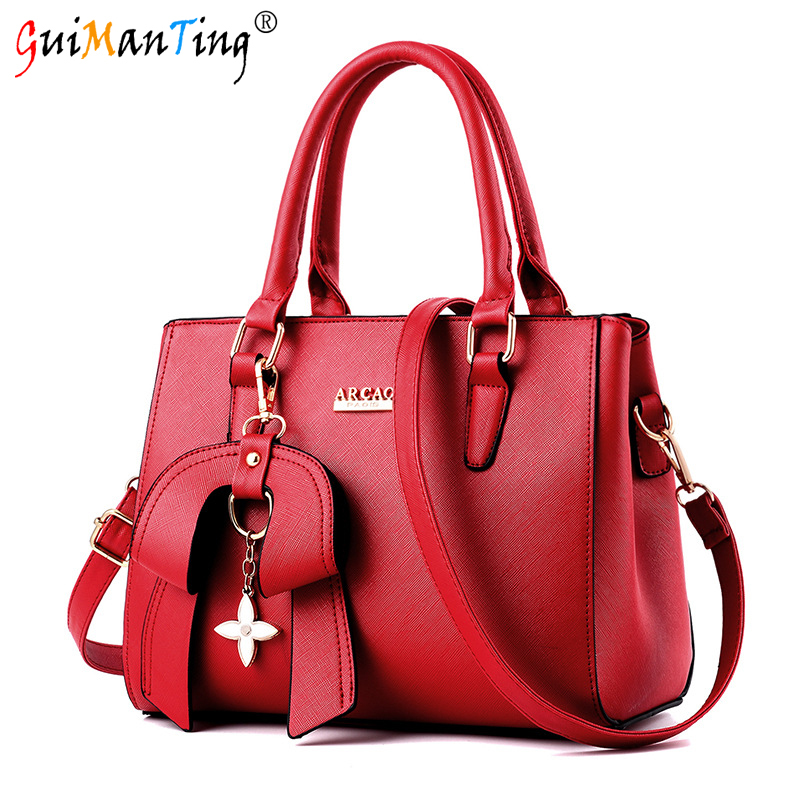купить Luxury High Capacity Leather Handbags Women Bags Designer Famous Brands gg Tote Purses Crossbody cc Messenger Shoulder Ladies по цене 2391.47 рублей